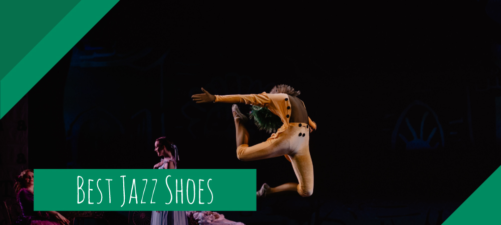 Best jazz shoes