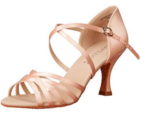 capezio ballroom shoes