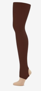 stirrup ballet tights