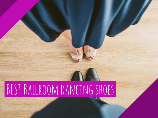 best ballroom dance shoes for beginners