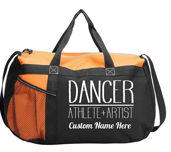 bag for dance show