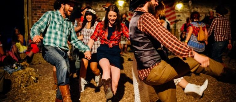 barn dance dress up