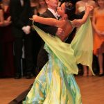 ballroom dancing at home